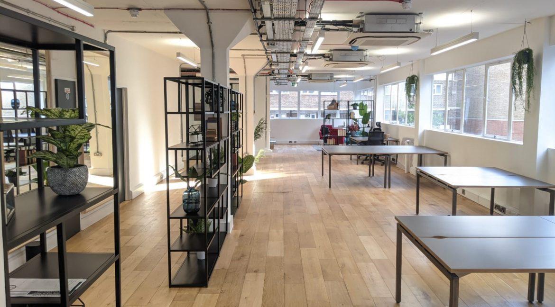 Jodan House office space