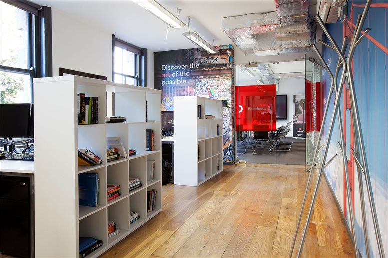 113 Shoreditch High Street_Private Office 4