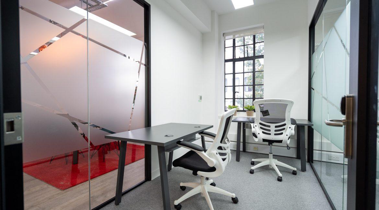 Argyle House - small office