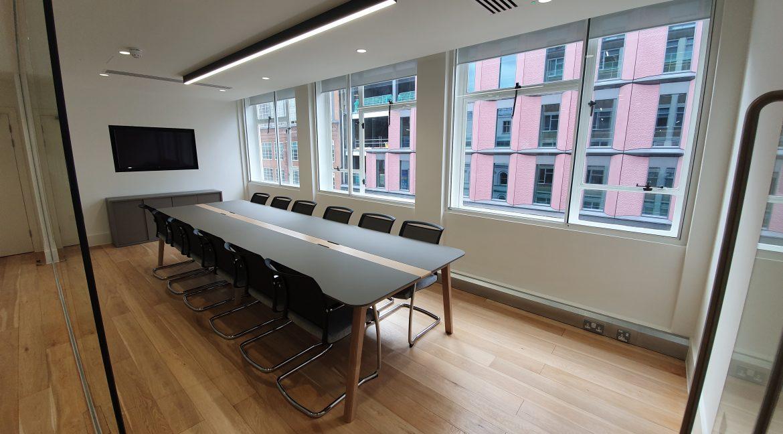 120 Charing Cross Road - Boardroom