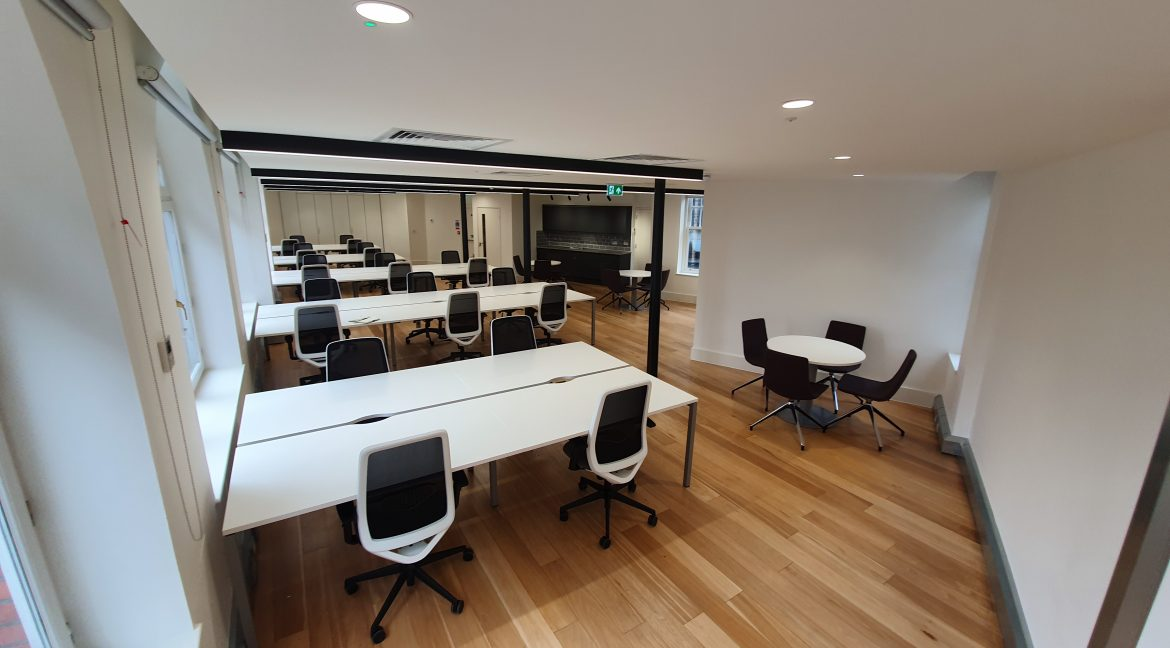 120 Charing Cross Road - Work space