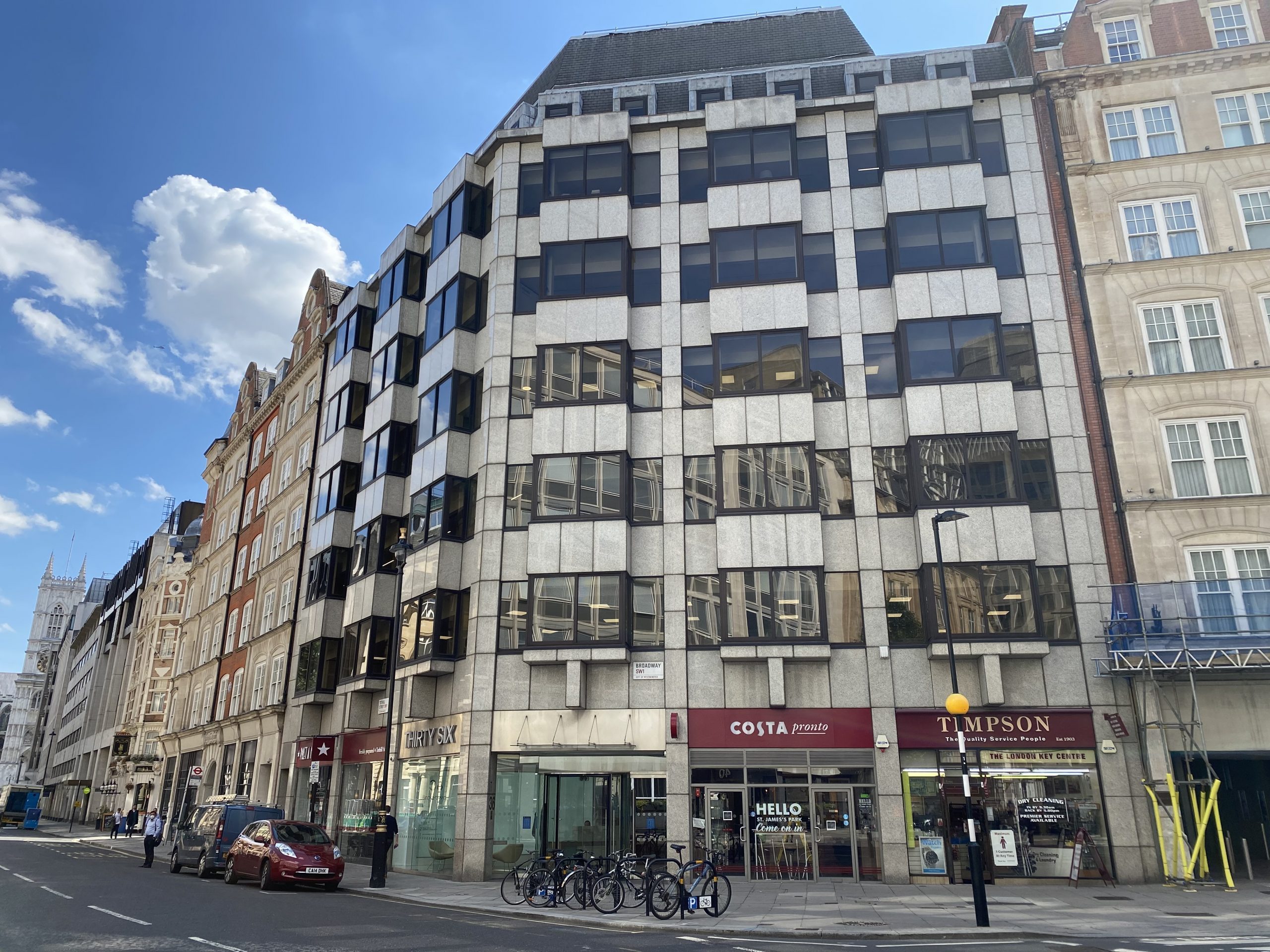 36 Broadway, Westminster, London SW1H 0BH