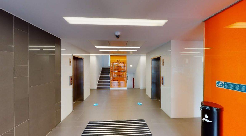65 Chandos Place - Entrance