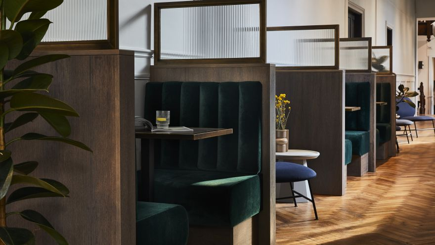 Melcombe Place_Focus booths