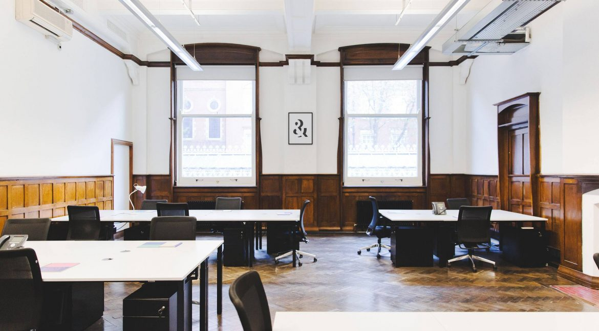 Melcombe Place_Private office