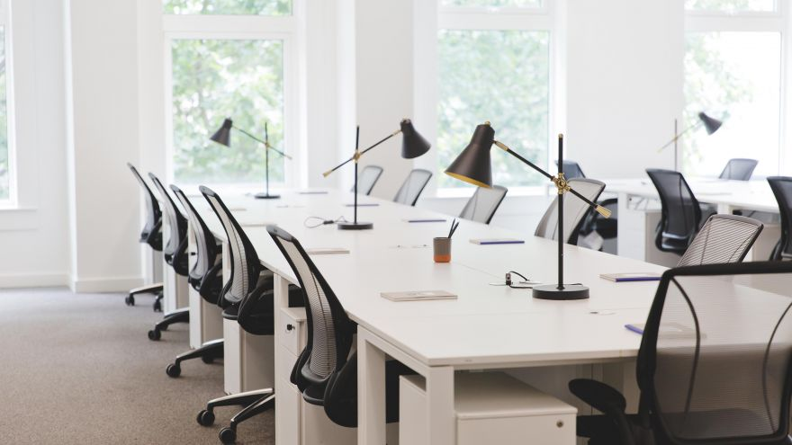 10 Bloomsbury Way Private office