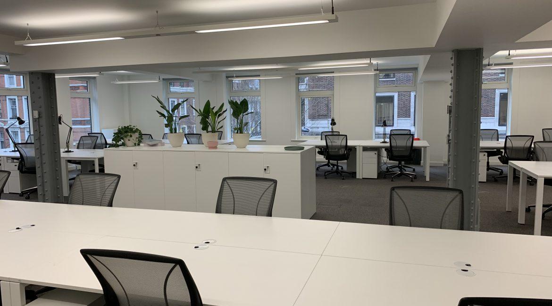 10 Bloomsbury Way office space