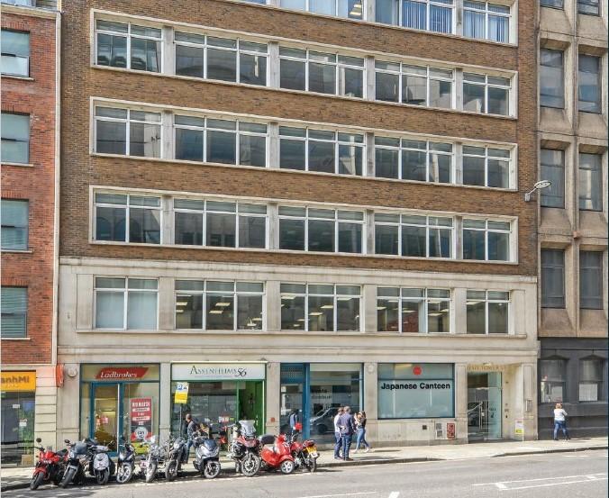 19-21 Great Tower Street, London EC3R 5AQ