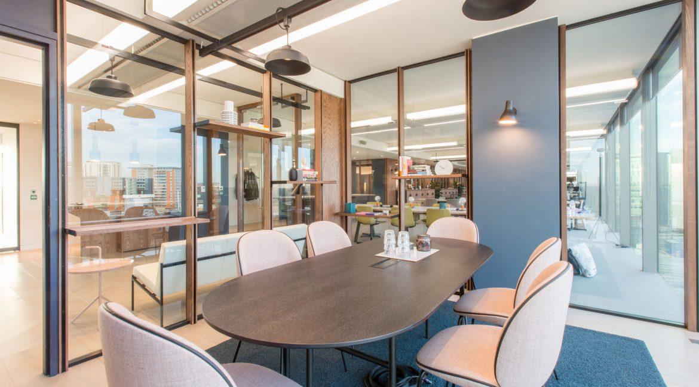 20 Eastbourne Terrace Boardroom