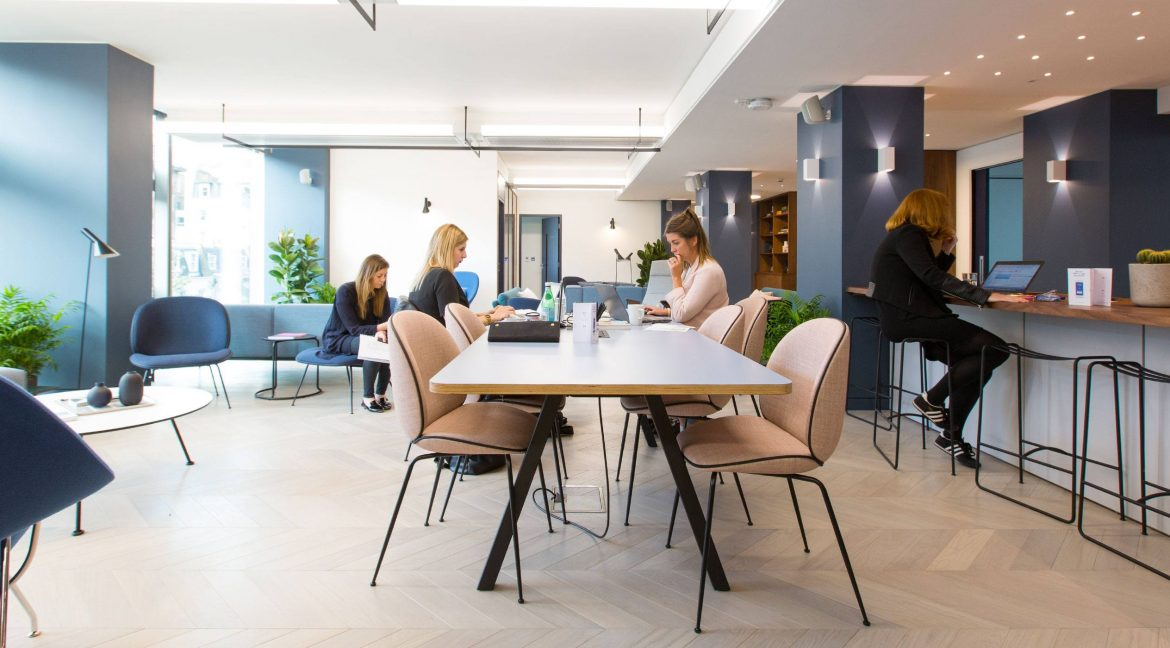 20 Eastbourne Terrace co-working