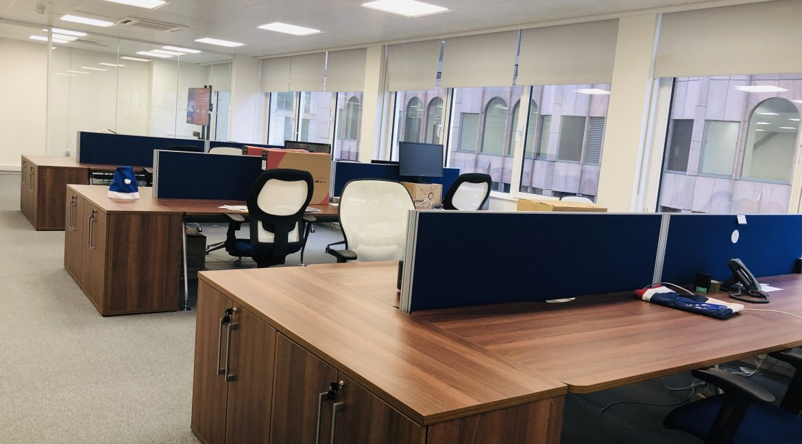 Great Tower Street - 40 workstations