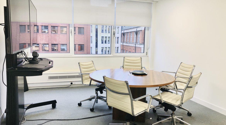 Great Tower Street - Meeting Room