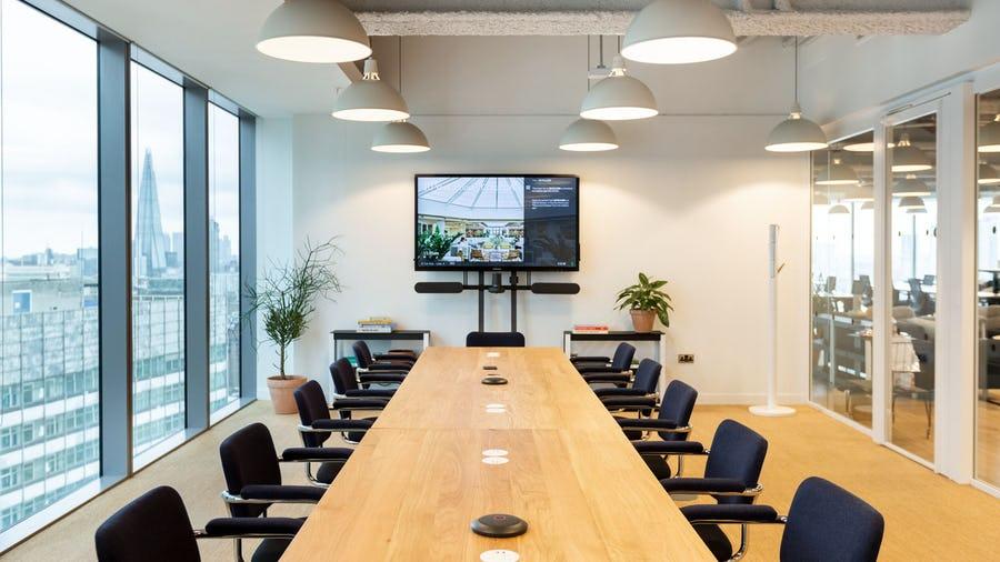 10 York Road meeting room