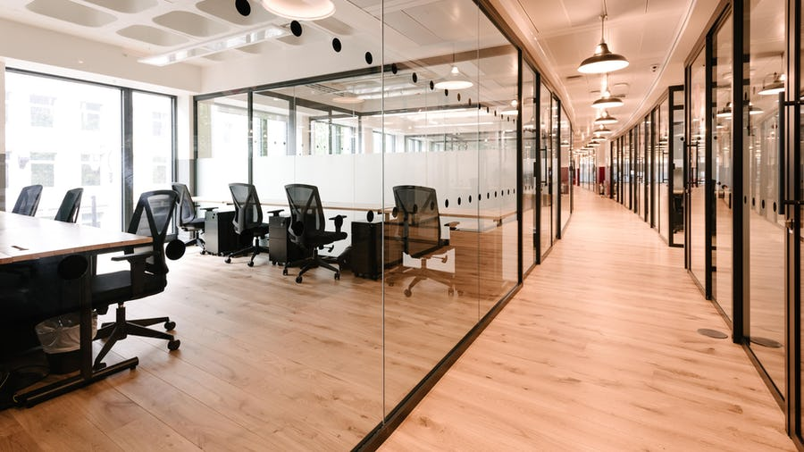 30 Stamford Street private office