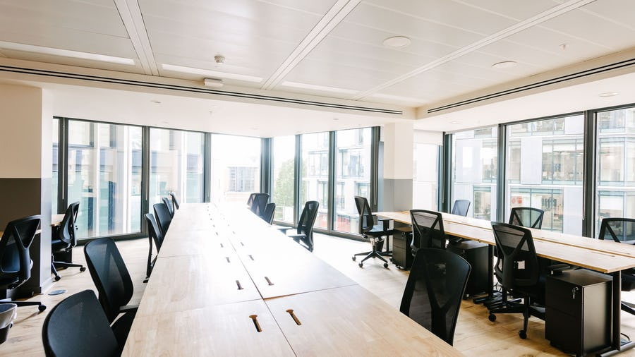 30 Stamford Street private office2